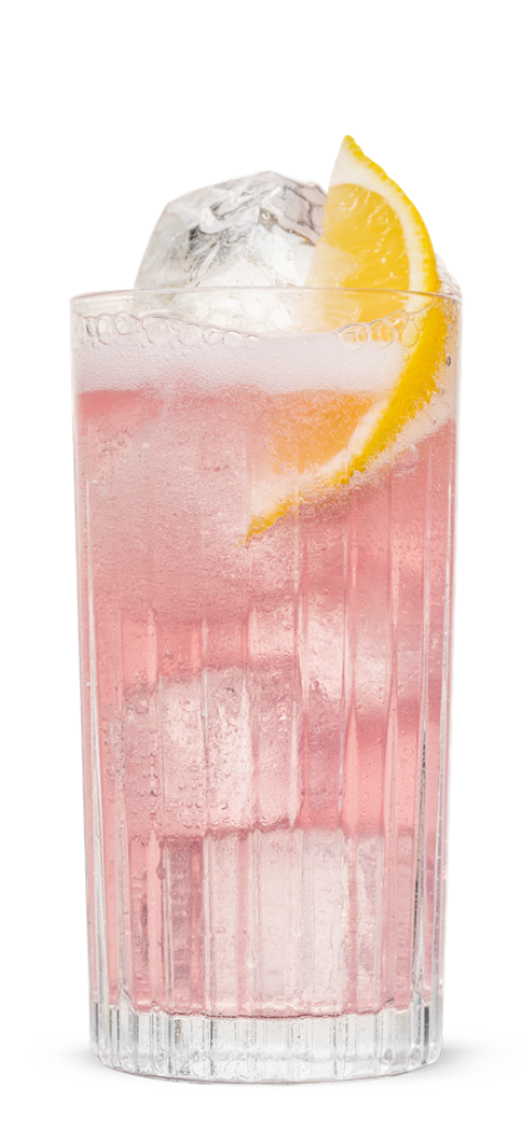 The rhubarb Collins
